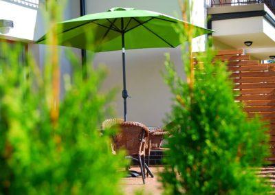 Vila Epušė - apartamentų nuoma Palangoje