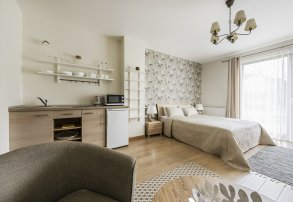 VIII apartamentas